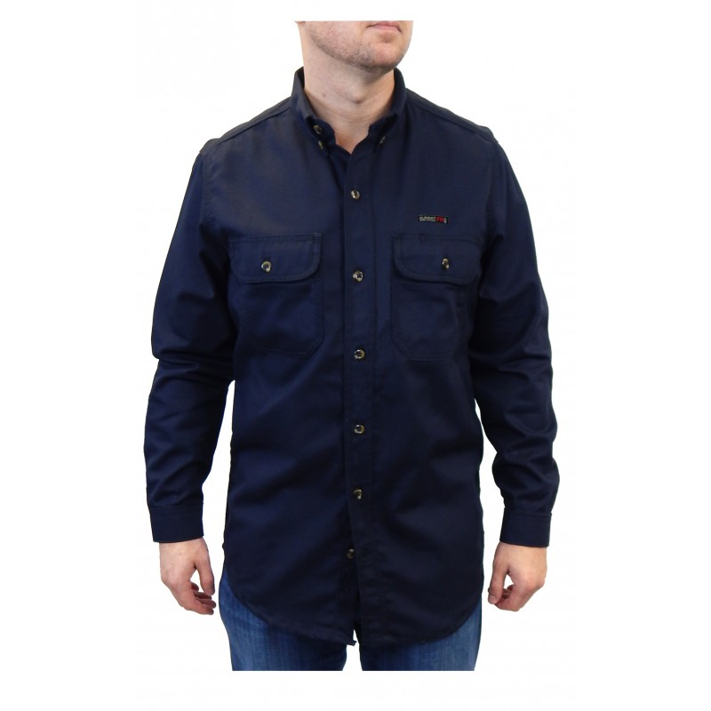 <strong>Summit Breeze®</strong> Vented Back Button Front Shirt